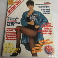 Coleccionismo de Revista Interviú: INTERVIU Nº 523, CONCHA VELASCO. Lote 270548683