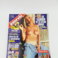 Coleccionismo de Revista Interviú: INTERVIU ENERO 1998. Lote 270697258