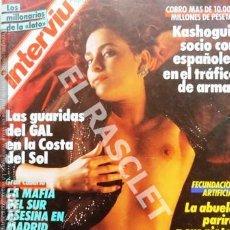 Coleccionismo de Revista Interviú: ANTIGÜA REVISTA INTERVIU - Nº 577. Lote 272726013