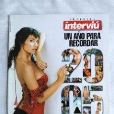 Coleccionismo de Revista Interviú: REVISTA ESPECIAL INTERVIU 2005 UN DOS TRES CHICHO IBAÑEZ SERRADOR PAMELA ANDERSON JOSE LUIS MORENO +. Lote 276173218