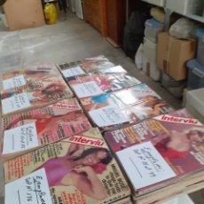 Coleccionismo de Revista Interviú: REVISTA INTERVIU 200 PRIMEROS EJEMPLARES. Lote 289589493