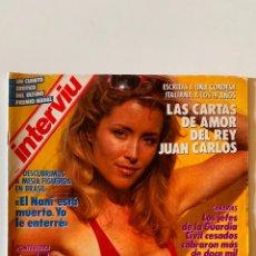Coleccionismo de Revista Interviú: REVISTA INTERVIU FEBRERO DE 1988. Lote 290115293