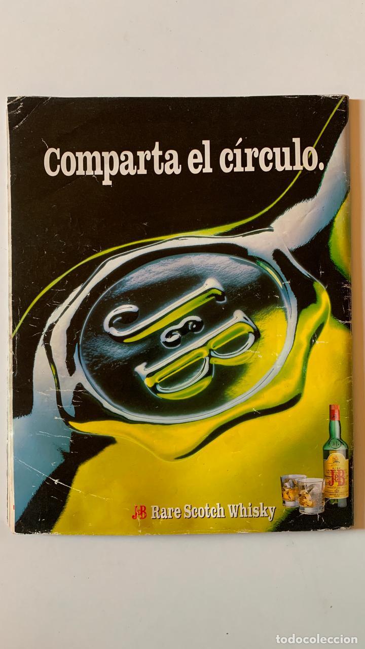 Coleccionismo de Revista Interviú: REVISTA INTERVIU Nº 626 MAYO 1988 SILVIA RODRIGUEZ EL LUTE II - Foto 4 - 290115563