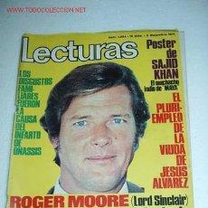 Coleccionismo de Revistas: MARISOL EN LECTURAS REAPARECE -- 1971- IMPORTANTE LEER DESCR.Y ENVIO. Lote 23900571