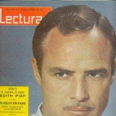Coleccionismo de Revistas: LECTURAS Nº 600 - 18 DE OCTUBRE DE 1963. Lote 24897967