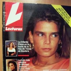 Coleccionismo de Revistas: LECTURAS Nº 2103 FECHA 24/7/92 EN PORTADA-EXTEFANIA EXCLUIDA DE LA VIDA OFICIAL DE MÓNACO (4 PÁGINAS. Lote 22495383