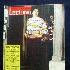 Coleccionismo de Revistas: REVISTA LECTURAS 1962.. ENVIO GRATIS¡¡¡. Lote 10018113