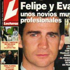 Coleccionismo de Revistas: REVISTA LECTURAS 18 MAYO 2.001. Lote 23465134