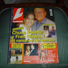Coleccionismo de Revistas: REVISTA LECTURAS.. Lote 21600435