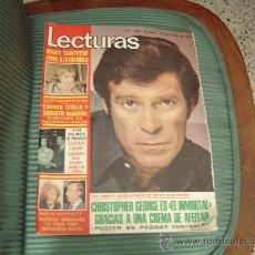 Coleccionismo de Revistas: REVISTA LECTURAS.. Lote 9417520