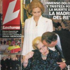 Coleccionismo de Revistas: REVISTA LECTURAS DE 2000. Lote 11187745