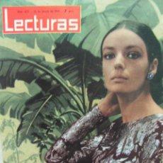 Coleccionismo de Revistas: REVISTA LECTURAS AÑO 1965, KIM NOVAK, VERONICA FORQUE. Lote 12102183