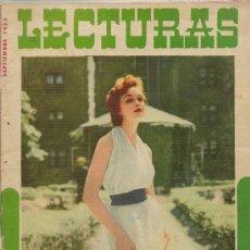 Coleccionismo de Revistas: REVISTA LECTURAS Nº371,SEPTIEMBRE DE1955. Lote 26057636