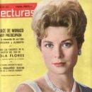 Coleccionismo de Revistas: PRINCESA GRACE MONACO LECTURAS.Nº 555-DIC.1962 REVISTA ORIGINALES,ESTA Y MAS EN RASTRILLOPORTOBELLO. Lote 25617695