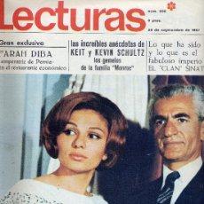 Coleccionismo de Revistas: LECTURAS Nº 806 (SEPTIEMBRE DE 1967). Lote 14758694