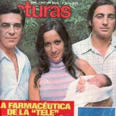Coleccionismo de Revistas: LECTURAS-Nº1055 JULIO1972--COLECCIONISMO DESDE TENERIFE EN RASTRILLOPORTOBELLO. Lote 25827854