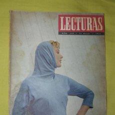 Coleccionismo de Revistas: REVISTA LECTURAS MAYO 1956. Lote 18057263