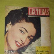 Coleccionismo de Revistas: REVISTA LECTURAS JUNIO 1956. Lote 18057281
