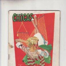 Coleccionismo de Revistas: CHICAS 2ª EPOCA.Nº255 1955. COLECCIONISMO EN GENERAL EN RASTRILLOPORTOBELLO. Lote 25159129