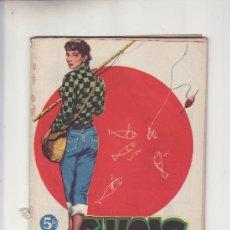 Coleccionismo de Revistas: CHICAS 2ª EPOCA.Nº257 1955. LA REVISTA PARA LAS CHICAS ,RECETAS,SE CASAN...IDEAS DECORACION ETC.... Lote 20273382