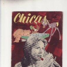Coleccionismo de Revistas: CHICAS 2ª EPOCA.Nº107 1952. LA REVISTA DE LOS 17 AÑOS,RECETAS,IDEAS DECORACION,AJUAR ETC.... Lote 22014520