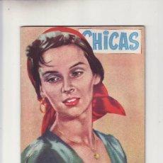 Coleccionismo de Revistas: CHICAS 2ª EPOCA.Nº107 1952. PRECIO ORIGINAL 5 PESETAS-RECETAS,IDEAS DECORACION,AJUAR ETC.... Lote 24676909
