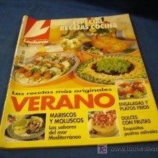 Coleccionismo de Revistas: - LECTURAS ESPECIAL RECETAS COCINA VERANO Nº 21. Lote 21129001