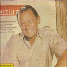 Coleccionismo de Revistas: REVISTA LECTURAS -Nº545-28 DE SEPTIEMBRE DE 1962. Lote 25735847