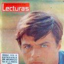 Coleccionismo de Revistas: REVISTA LECTURAS, Nº 669, 12 DE FEBRERO DE 1965, JEAN SOREL EN PORTADA . Lote 26571656