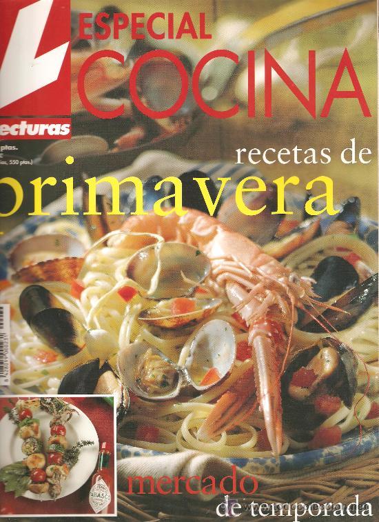 Coleccionismo de Revistas: LOTE COMPUESTO POR 9 REVISTAS LECTURA , ESPECIAL COCINA - Foto 9 - 23442082