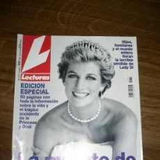 Coleccionismo de Revistas: REVISTA LECTURAS NÚM. 2371 12-09-1997 LA MUERTE DE DIANA. Lote 27462452