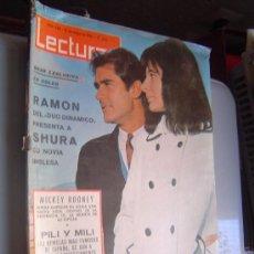 Coleccionismo de Revistas: REVISTA LECTURAS. Lote 28751782