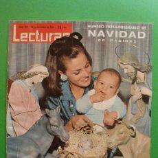 Coleccionismo de Revistas: LECTURAS Nº 661 18 DE DICIEMBRE DE 1964 - CARMEN SEVILLA - VITTORIO DE SICA - DUO DINAMICO CONCURSO. Lote 28929275