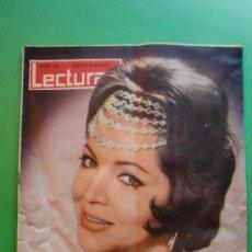 Coleccionismo de Revistas: LECTURAS Nº 510 1/11/1961 - SARITA MONTIEL - FARAH DIBA - FALLECE CHICO MARX - MARISOL. Lote 28946632