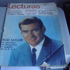 Coleccionismo de Revistas: REVISTA LECTURAS.. Lote 29216908