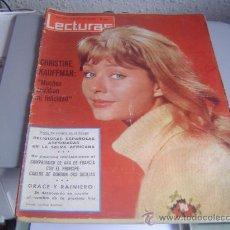 Coleccionismo de Revistas: REVISTA LECTURAS.. Lote 29623795