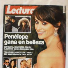 Coleccionismo de Revistas: REVISTA LECTURAS. Nº2965. ENE 2009. PENELOPE GANA BELLEZA. Lote 29748739