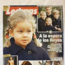 Coleccionismo de Revistas: REVISTA LECTURAS. Nº2963. ENE 2009. A LA ESPERA DE LOS REYES. Lote 29748830