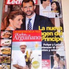 Coleccionismo de Revistas: LECTURAS Nº 2998 SEPT. DE 2009 - MUERTE DE M.JACKSON - MÓNICA CRUZ - FAMILIA DURCAL - BRAD PIT .... Lote 30928867