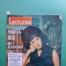 Magazine Collection - LECTURAS Nº 697 27-8-1965 - LITA TORELLO - SYLVIE VARTAN - GELU - AUTOMOVILES BEATLES - 31351535