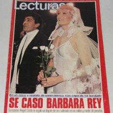Coleccionismo de Revistas: REVISTA LECTURAS / ENERO 1980.. Lote 32242891