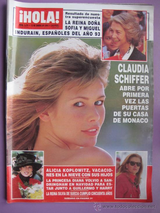 Coleccionismo de Revistas: LOTE 7 REVISTAS CORAZON AÑOS,80 Y 90, HOLA, GARBO,LECTURAS,SEMANA. - Foto 5 - 34198268