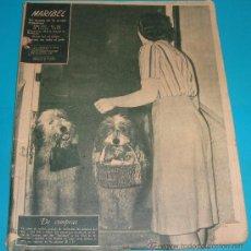 Coleccionismo de Revistas: REVISTA ARGENTINA MARIBEL AÑO1947, MODA, ENTREVISTAS, ANUNCIOS DE LA EPOCA. Lote 35002091