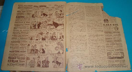 Coleccionismo de Revistas: REVISTA ARGENTINA MARIBEL AÑO1947, MODA, ENTREVISTAS, ANUNCIOS DE LA EPOCA - Foto 5 - 35002091