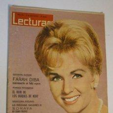 Coleccionismo de Revistas: REVISTA LECTURAS NUM. 536 27 DE JULIO DE 1962. Lote 35536187