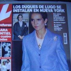 Coleccionismo de Revistas: REVISTA LECTURAS.. Lote 35657604