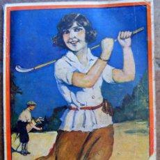 Coleccionismo de Revistas: REVISTA LECTURAS SETIEMBRE DE 1923 . Lote 37242351