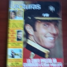 Coleccionismo de Revistas: LECTURAS Nº 1123 - 26 DE OCTUBRE DE 1973 / PORTADA - MARK PHILLIPS DE LA CORTE INGLESA. Lote 38181026