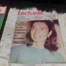 Coleccionismo de Revistas: REVISTA LECTURAS NUM 888 25 ABRIL 1969 R-216. Lote 38428173