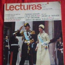 Coleccionismo de Revistas: REVISTA-LECTURAS Nº 788 (26/05/1967) - VER DESCRIPCION. Lote 39275508
